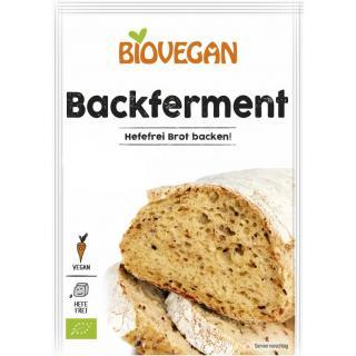 Backferment, BIO