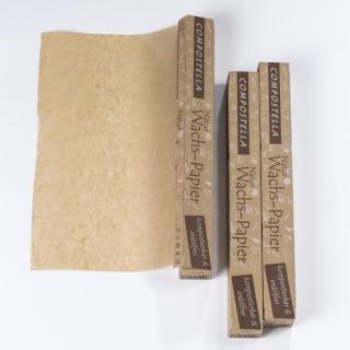 Compostella Naturwachs-Papier