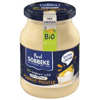 Bio Joghurt mild Mango