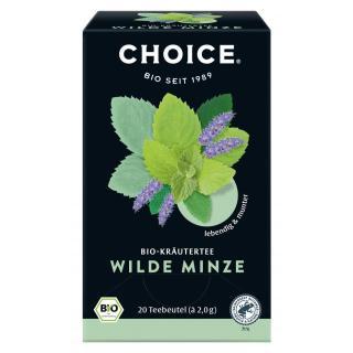 Choice Wilde Minze TB