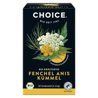 Choice Fenchel Anis Kümmel TB