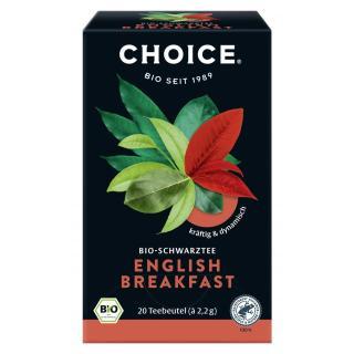 Choice English Breakfast TB