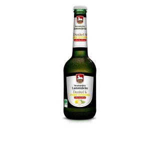 Lammsbräu Dunkel &Pure Zitrone Alkoholfrei (Bio)