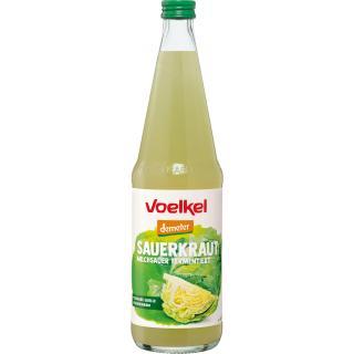 Sauerkrautsaft - milchsauer fermentiert