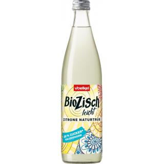 BioZisch Leicht Zitrone naturtrüb