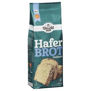 Haferbrot Vollkorn glutenfrei Bio