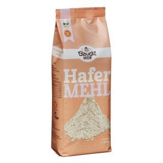 Hafermehl Vollkorn glutenfrei Bio