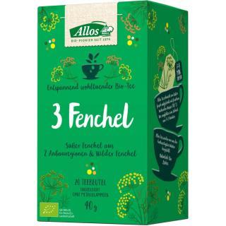 3 Fenchel Tee