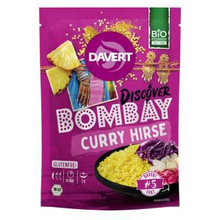 Bombay Curry Hirse Glutenfrei 130g
