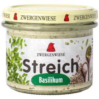 Basilikum Streich