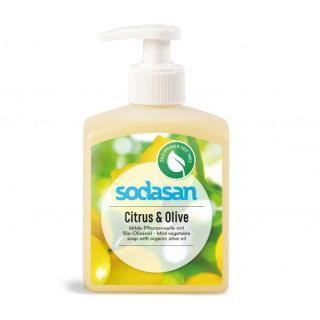 Flüssigseife Citrus & Olive