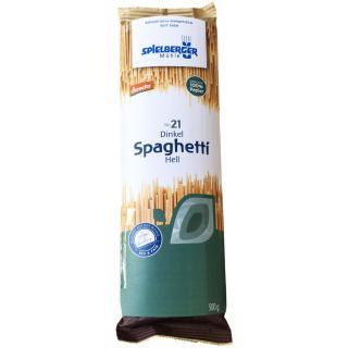 Dinkel Spaghetti hell, kbA