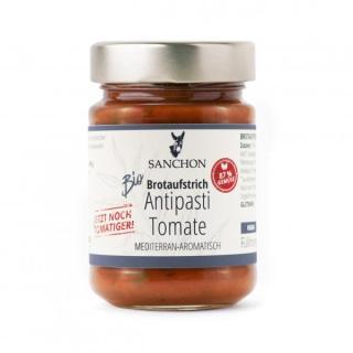 Brotaufstrich Antipasti Tomate