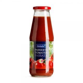 Tomaten-Passata, fein
