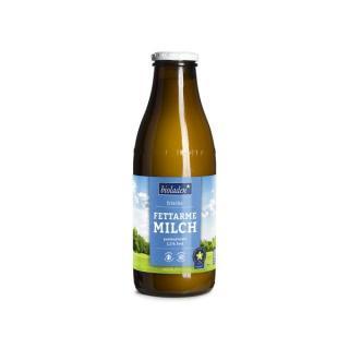Fettarme Milch in der Flasche, 1,5 % Fett