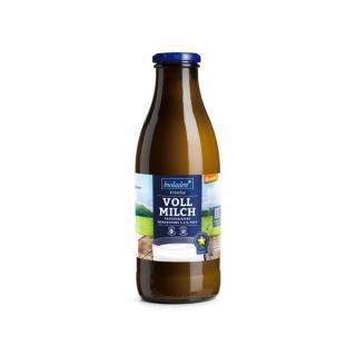 b* Demeter Vollmilch 3,8% Flasche