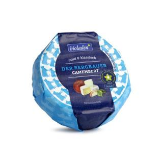 b*Der Bergbauer Camembert, mild & klassisch 60%