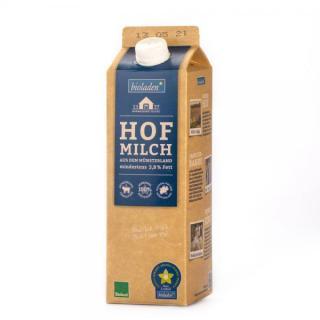 b*Hofmilch 3,8%, Karton