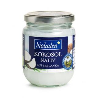 Kokosöl nativ