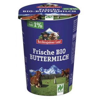 BGL Bio-Buttermilch weniger als 1% Fett