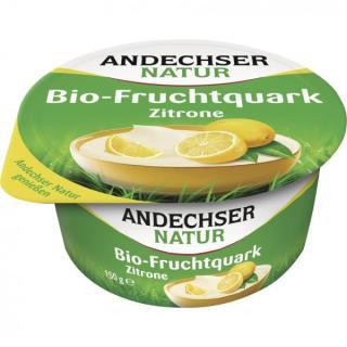 Bio Fruchtquark Zitrone 20%