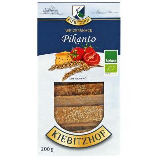 Bio Knäckesnack Pikanto