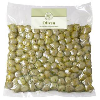 Griech. Oliven m Knoblauch,The