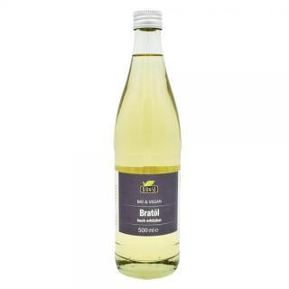 Bratöl in der Pfandflasche