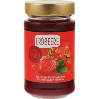 Erdbeere Fruchtaufstrich