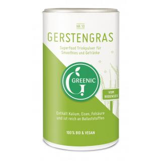 Gerstengras Superfood Trinkpulver