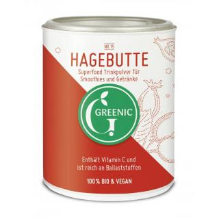 Hagebutte Superfood Trinkpulver