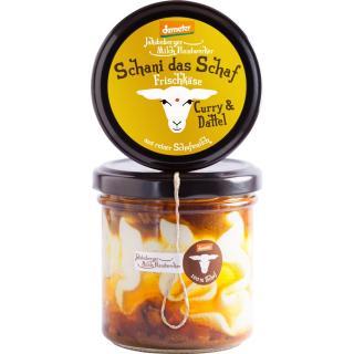 Schani das Schaf Demeter Frischkäse aus reiner Schafmilch