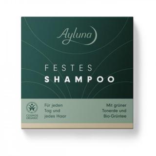 Festes Shampoo für jeden Tag und jedes Haar