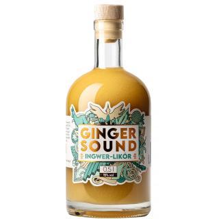 Ginger Sound 15%