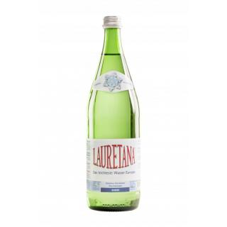 """LAURETANA """"Das leichteste Wasser Europas"""""""