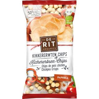Kichererbsen-Chips Paprika